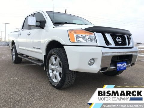 Pre-Owned 2011 Nissan Titan SL
