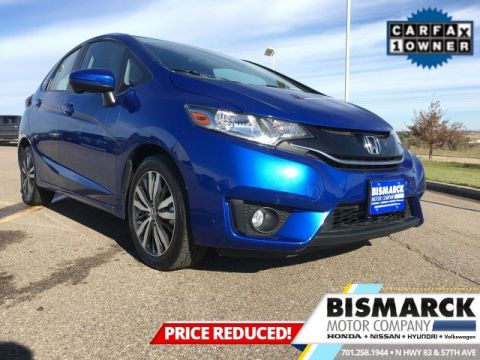 Pre-Owned 2017 Honda Fit EX